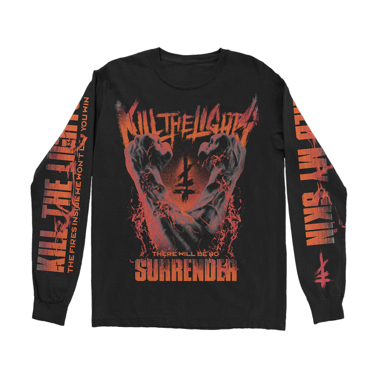 No Surrender Long Sleeve