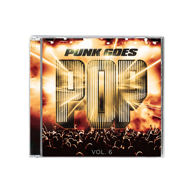 Punk Goes Pop Volume 6 CD