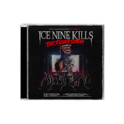 The Silver Scream CD