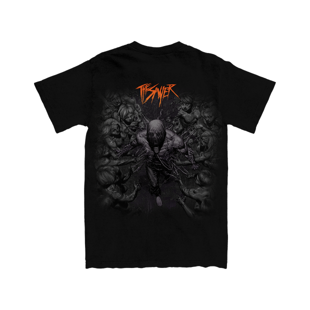 The Sinner Album Tee + CD Bundle