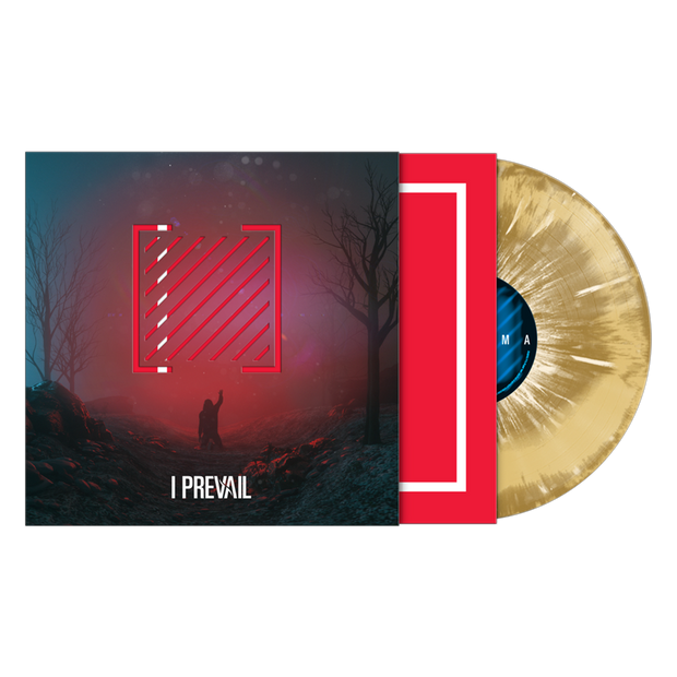 Trauma LP - Gold/Beer