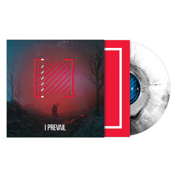 Trauma LP - Black/White