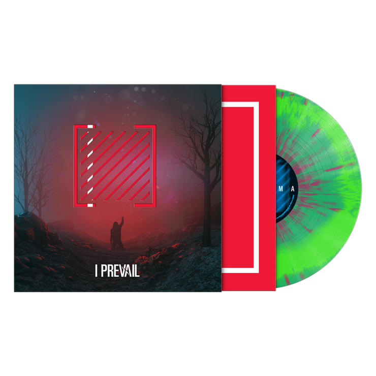 Trauma LP - Neon Green