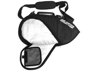 Accessories - Slyde Handboard Bodysurfing Boardbag And Bicep Leash Pack