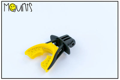 Dummy Mount (Mouth Mount and Screw)