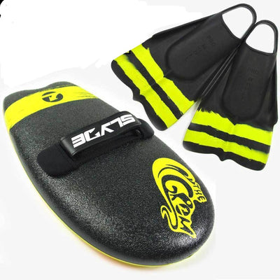 The Slyde Grom Soft Top Fun Handboard Package Deal