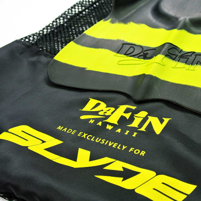 The Phish Carbon Rocket Handboard for bodysurfing and limited edition dafin