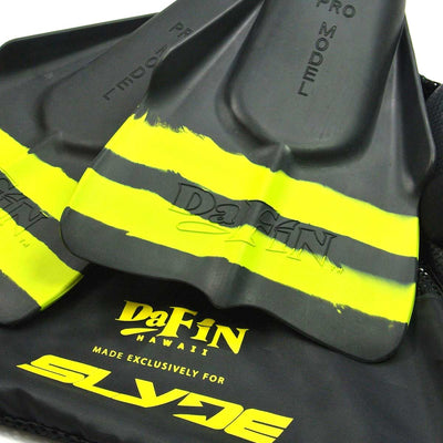 DaFin Slyde Signature Exclusive Swim Fins For Handboarding - Limited Edition