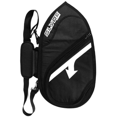 Slyde handboard bodysurfing boardbag and Bicep Leash Pack