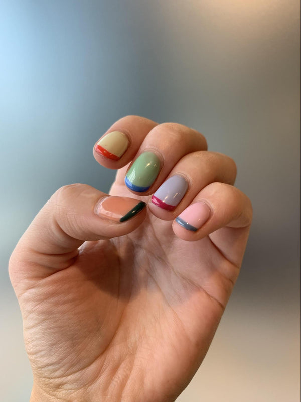 French Tip Nails Trends