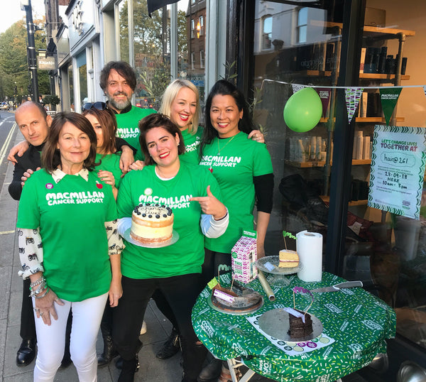 Macmillan's Biggest Coffee Morning at 261