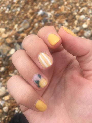 Floral Nail Trends 2019