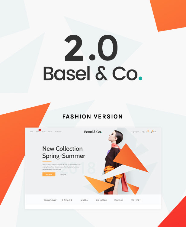 Basel - Responsive eCommerce Shopify Theme (Fashion, Electronics and many more) - 2