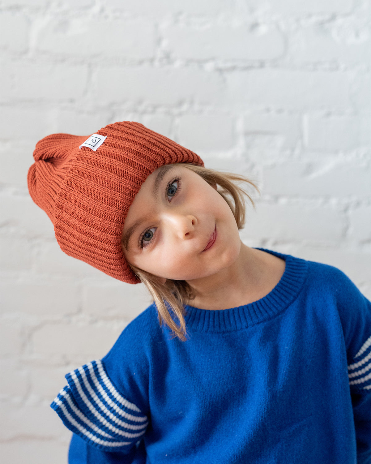 Tuque ― rouille