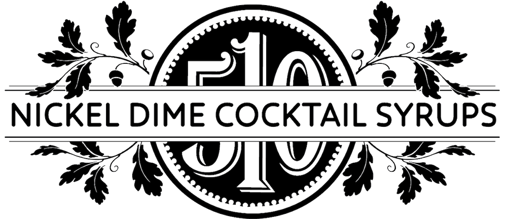 Nickel Dime Cocktail Syrups