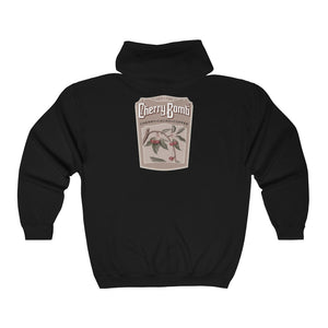 Hooded Sweatshirt - Cherry Bomb, Multiple Colors
