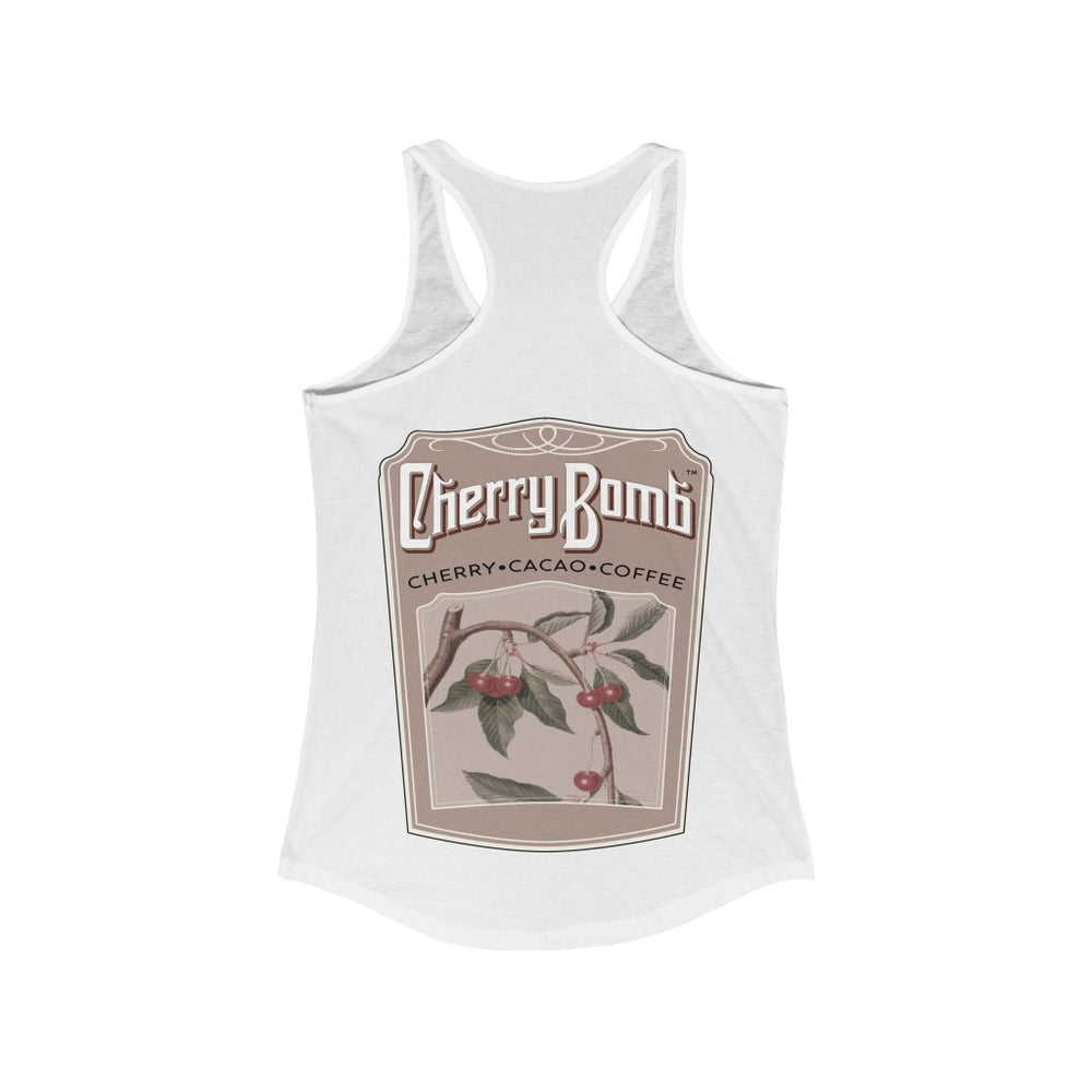 Load image into Gallery viewer, Women's Racerback Tank - Cherry Bomb, Multiple Colors