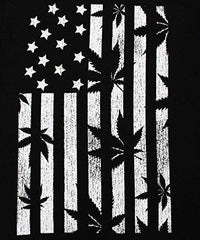 United States of Amarijuana 420 Pot Weed Stoner Marijuana Men's Funny T-Shirt