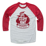Hot Dogs Men's Baseball T-Shirt | 500 LEVEL