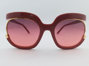 Happy To Sit - LOREN Rose Sunglasses