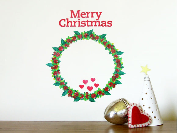 Christmas wreath - medium
