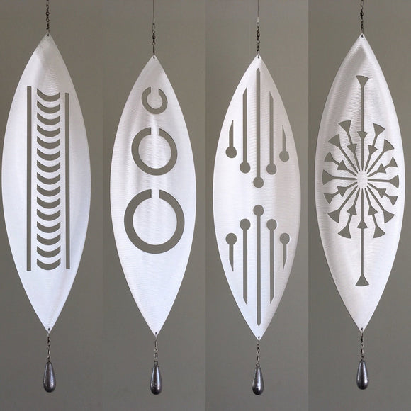 Aluminium Spinning Art (8 Variants Available)