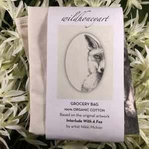 Organic Cotton Grocery Bag