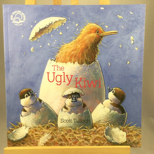 The Ugly Kiwi Kids Book