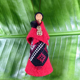 Handmade Peg Doll