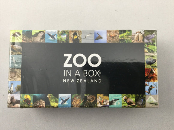 Zoo in a Box Kids Memory Game