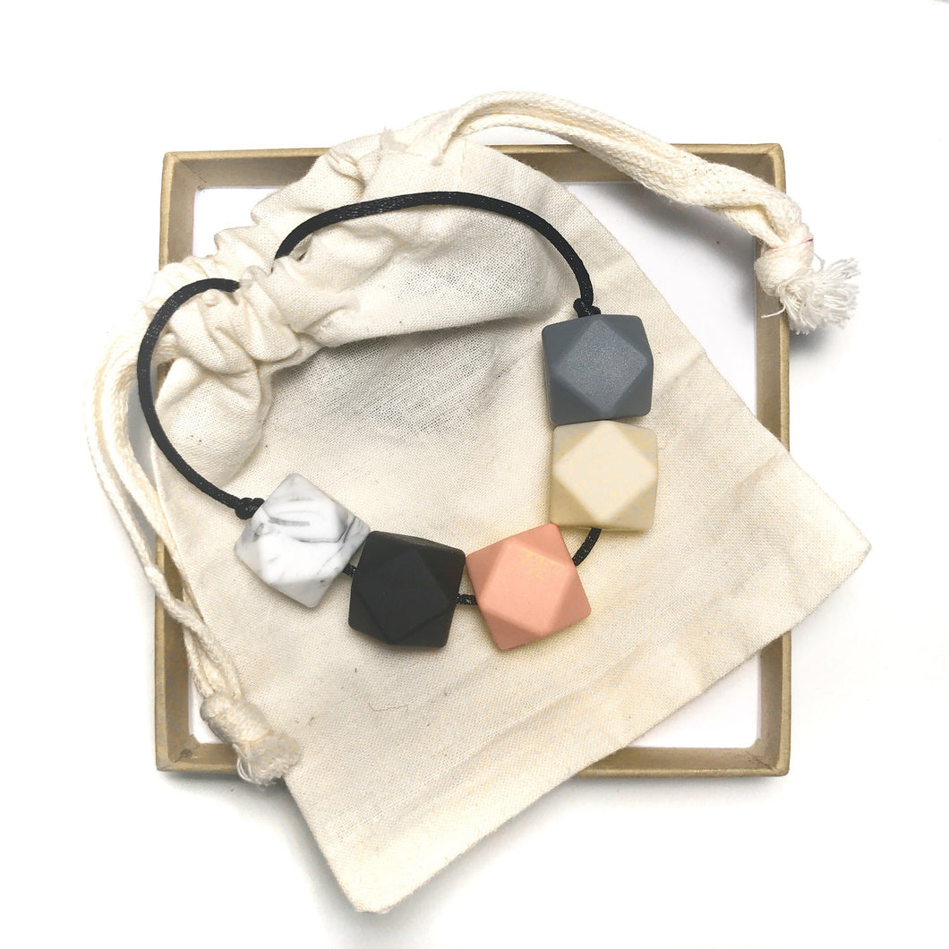 HARRIET Teething Necklace | Modern