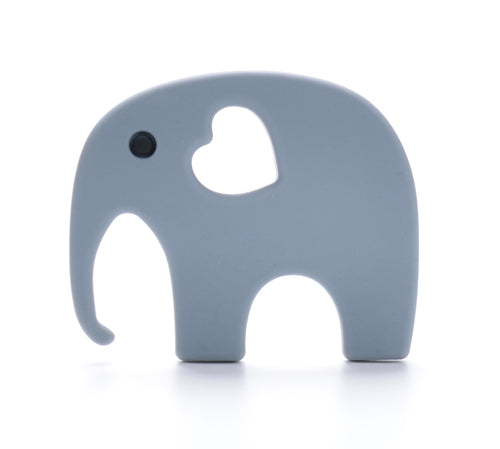 ELEPHANT Teething Toy | Grey