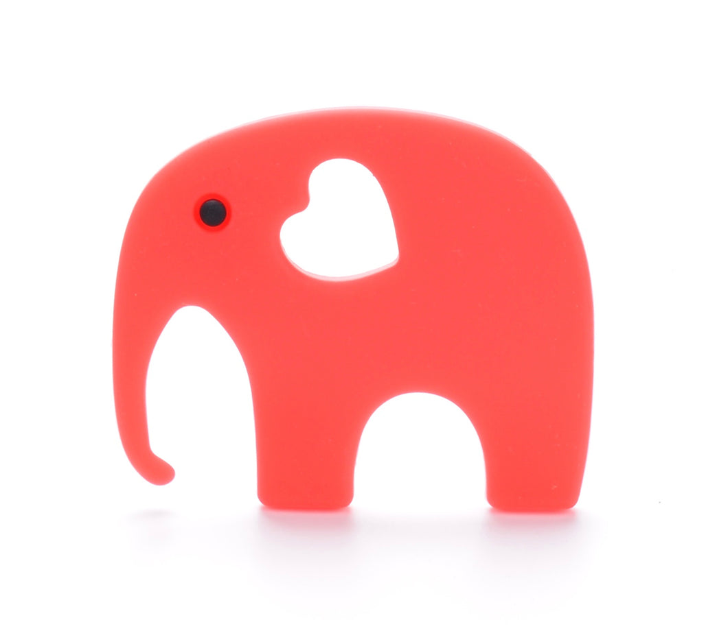 ELEPHANT Teething Toy | Red