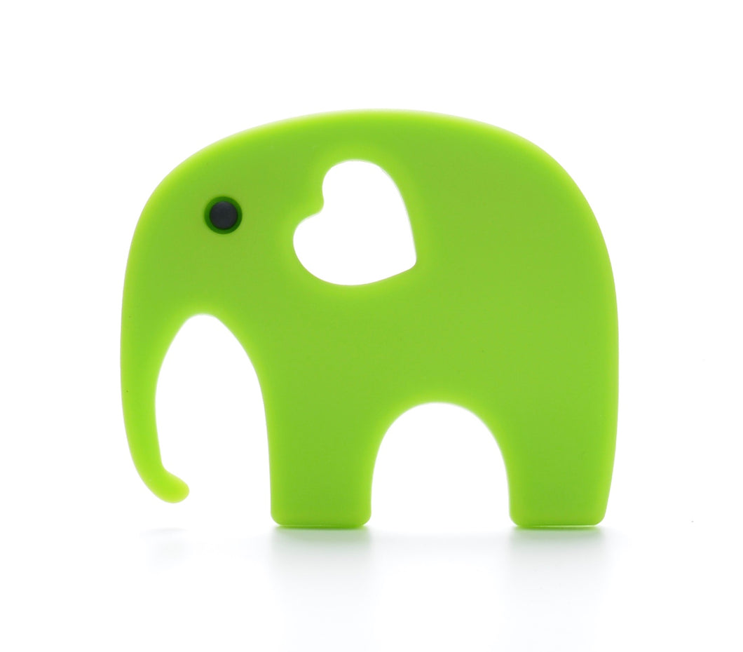 ELEPHANT Teething Toy | Green