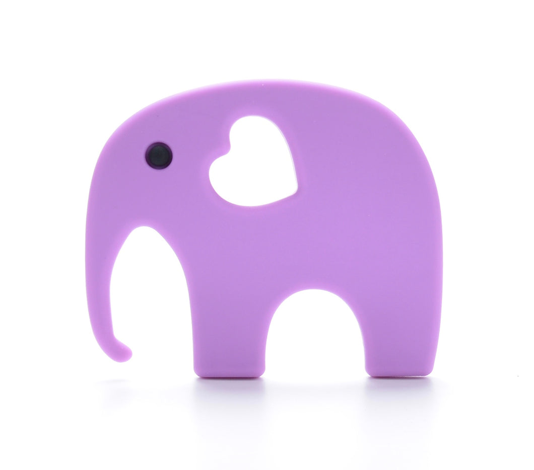 ELEPHANT Teething Toy | Purple