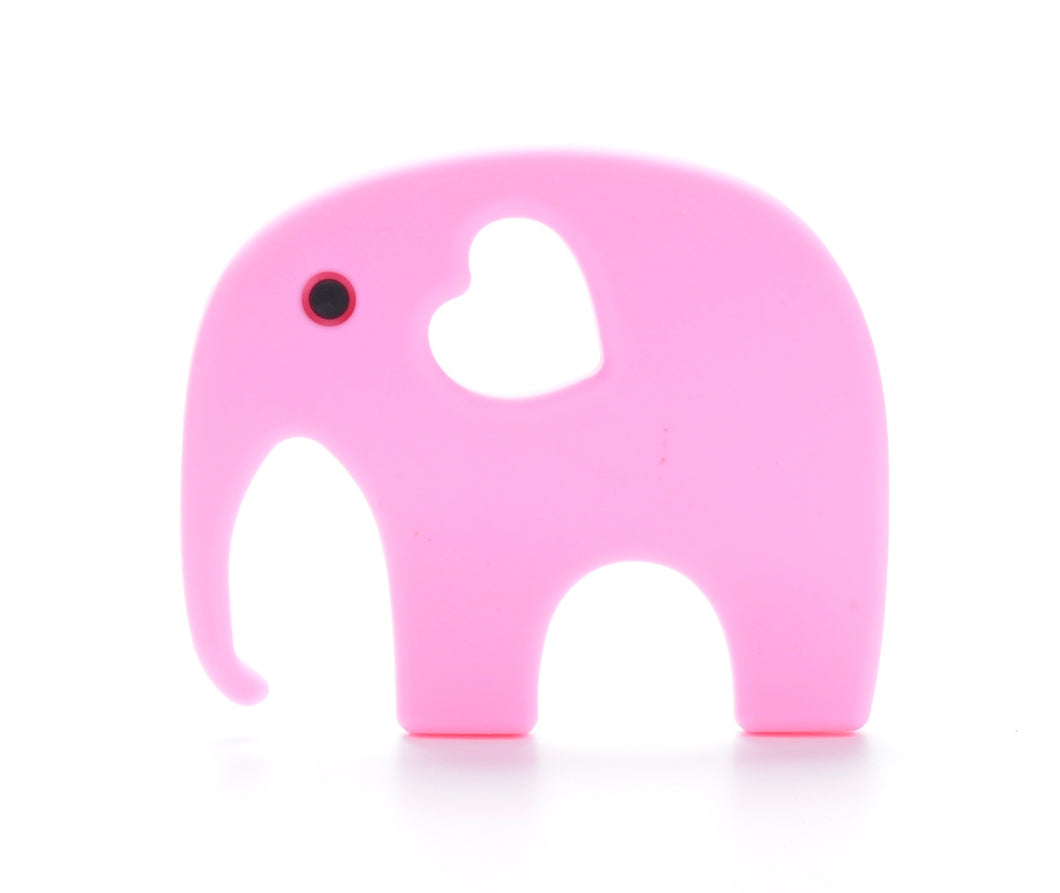 ELEPHANT Teething Toy | Pink