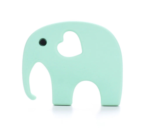 ELEPHANT Teething Toy | Mint