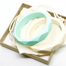 LUCY Silicone Bangle | Nude