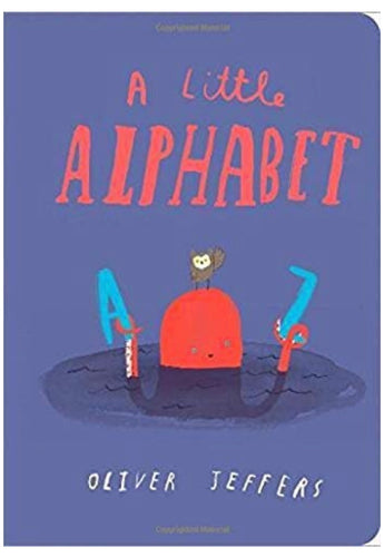 A Little Alphabet | Oliver Jeffers