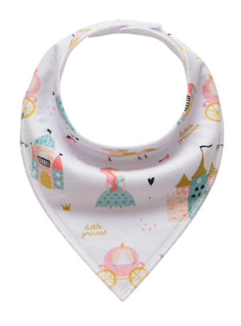 Dribble Bib | Little Princess