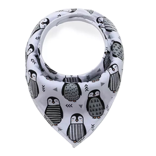 Dribble Bib | Penguin