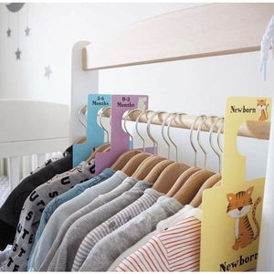 Wardrobe Dividers - Safari Animals | Belo + Me