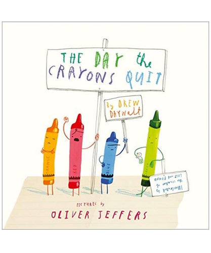 The Day The Crayons Quit | Drew Daywalt