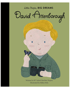 Little People Big Dreams | David Attenborough