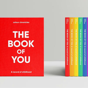 Colour Chronicles | The Book of You