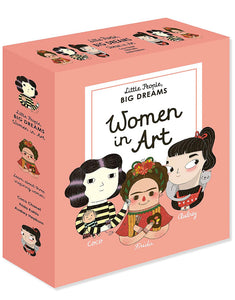 Little People Big Dreams | Women in Arts