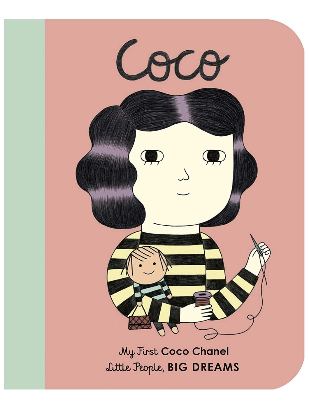 Little People Big Dreams Board Book | My First Coco Chanel