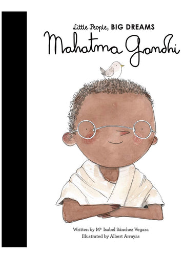 Little People Big Dreams | Mahatma Gandhi