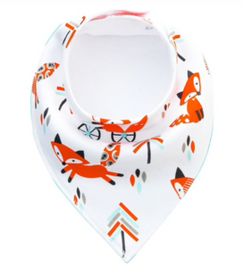 Dribble Bib | White Foxes