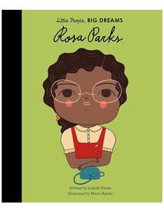 Little People Big Dreams | Rosa Parks